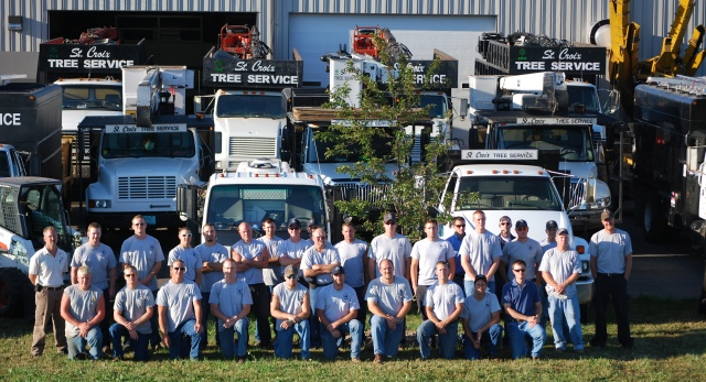 St. Croix Tree Service History